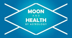 Moon and Health by Astrology