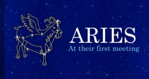 First Meeting with Aries People