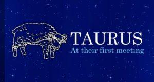 Taurus at first meeting