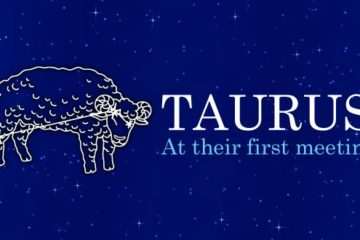 Taurus at their first meeting