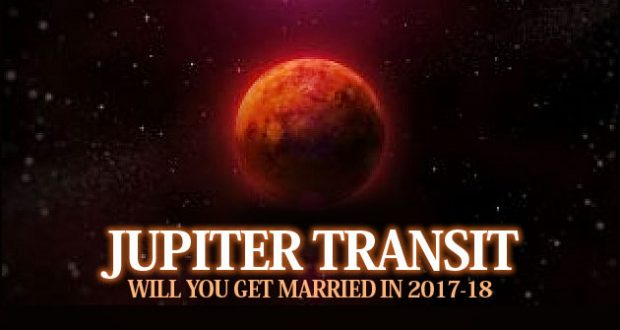 Jupiter Transit & Marriage Horoscope