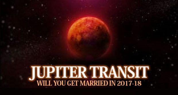 Jupiter Transit & Marriage Horoscope