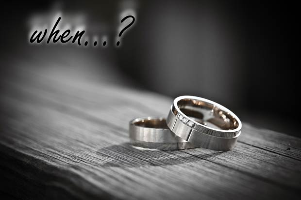 When will I Get Married - Seeking for marriage graphic