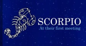 First Meeting with Scorpio People