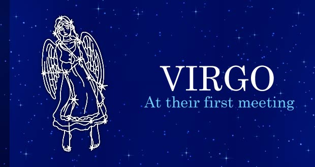 First Meeting with Virgo People