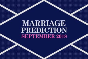Marriage Prediction September 2018 Hindi