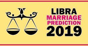 Libra Marriage Horoscope 2019