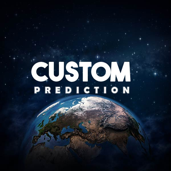 Custom Predictions - The prediction on demand