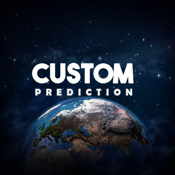 Custom Predictions - The prediction on demand
