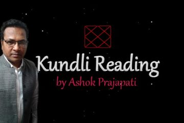Kundli reading by Ashok Prajapati